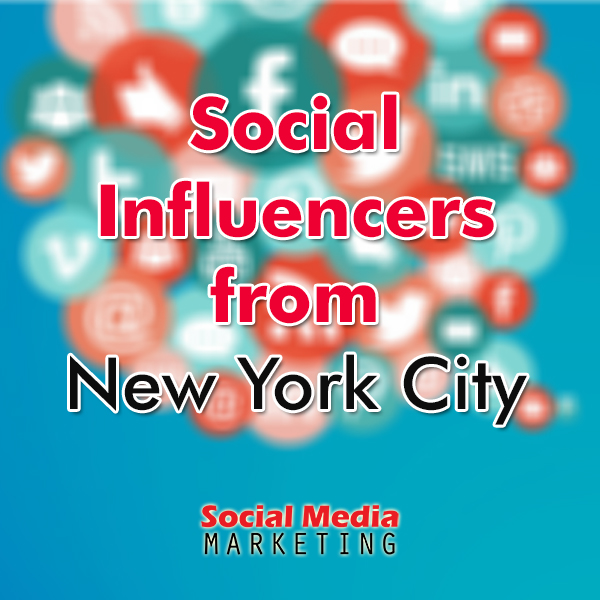 NYC Social Influencers