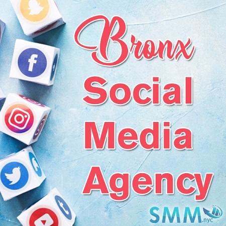 Bronx Social Media Agency - 212-457-6218