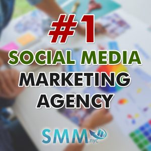 #1 Social Media Marketing Agency